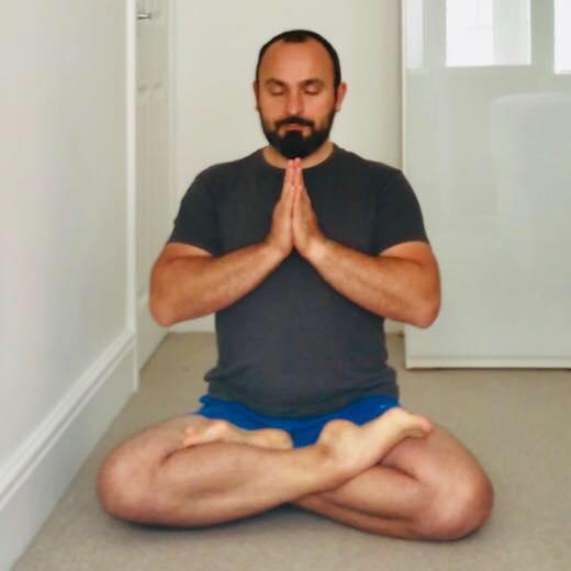 Stefan adult yoga teacher trainer